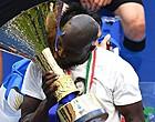 Foto: Lukaku laat zich uit over nieuwe Inter-coach