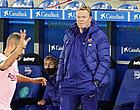 Foto: Koeman snoeihard voor Barça-spelers na nederlaag