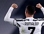 Foto: Ronaldo doet klasse gebaar naar uitdagende tegenstander