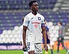Foto: Lokonga levert Anderlecht grote kopzorgen op