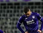 Foto: Grote tegenvaller bij Anderlecht na onnodig puntenverlies