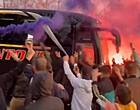 Foto: Pro League wijst fans Standard en Anderlecht terecht na bijeenkomsten