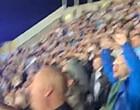 Foto: City-fans zingen Kompany luidkeels toe op Jan Breydel (🎥)