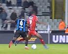 "Foto: Vanderhaeghe: ""Voor Club was dit ongetwijfeld wél penalty"""