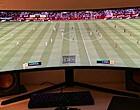 Foto: Gamer pakt uit met ultiem scherm voor FIFA 21