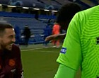 Foto: Fans Real koken: Hazard dolt met Chelsea-spelers na uitschakeling (🎥)