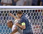 """Foto: Commotie na afgekeurde goal Chiellini: """"Gestoorde regels"""""""