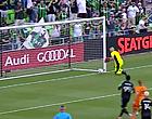 Foto: Comedy Capers in MLS: doelman incasseert erg klungelig doelpunt (🎥)