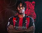 Foto: AC Milan maakt transfer Meïté bekend