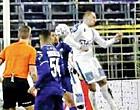 """Foto: Pech voor Anderlecht: """"Duidelijke beweging arm naar bal"""""""
