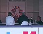 Foto: Opvallend beeld: crisisoverleg vlak na nederlaag Standard