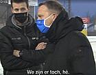 Foto: Betrapt: Van den Brom ondermijnt eigen klacht