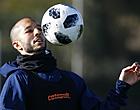 Foto: Hanni speelt open kaart over terugkeer bij Anderlecht