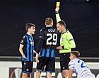 """Foto: Club Brugge-fans vloeken: """"Hij is totaal onbekwaam"""""""