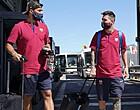 """Foto: Suarez ongerust over Messi: """"Het doet me pijn"""""""