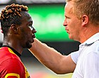 Foto: 'KV Mechelen duwt spits richting uitgang'