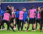 Foto: Leipzig onder indruk van drietal Club Brugge