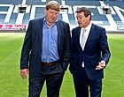 Foto: AA Gent-fans reageren verdeeld op terugkeer Vanhaezebrouck