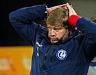 Foto: Vanhaezebrouck sceptisch over Gent ondanks klinkende 2-7