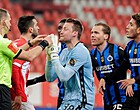 Foto: Referee Department verschaft duiding na Standard-Club Brugge