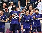 Foto: Anderlecht trots na hoog bezoek op Neerpede
