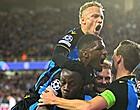 """Foto: Club Brugge verovert Europa: """"PSG werd overrompeld"""""""