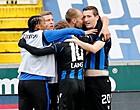 Foto: Kranten duiden grote bevrijder Club Brugge aan