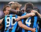 Foto: Brys vol lof voor zomeraanwinst Club Brugge