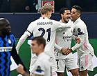 Foto: Hazard duwt Inter richting uitschakeling, Ajax mag dromen