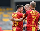 Foto: KVM breekt Europe Play-Off open na ongezien spektakelstuk