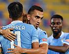 Foto: Lazio neemt afstand van Club, Barça en Juve ook naar tweede ronde
