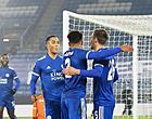Foto: Leicester wipt voorlopig naar de koppositie in de Premier League