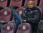 Foto: Kompany zet zorgwekkende statistiek neer bij Anderlecht