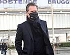 Foto: 'Club Brugge heeft beet: aanvaller op vliegtuig richting België'