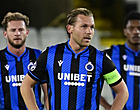 Foto: Degryse opvallend streng voor Club Brugge