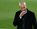 Foto: Zidane moet alweer tegenvaller slikken bij Real Madrid