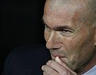 Foto: 'Zidane zorgt voor verbijstering in kleedkamer Real'