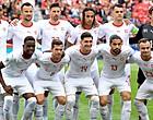 Foto: Zwitserland roept na openingsmatch nog een nieuwe keeper op