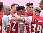 """Foto: Ajax droomt al: """"Alleen in '95 misschien betere matchen gezien"""""""