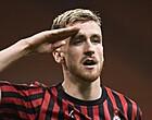 Foto: Saelemaekers schiet Milan op voorsprong in topper tegen Roma (🎥)