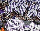 Foto: Anderlecht denkt al aan drie knappe oefenwedstrijden voor de fans