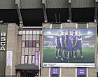 Foto: Anderlecht zet Lotto Park in in strijd tegen coronavirus