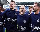 Foto: 'Club Brugge lijkt helemaal klaar te zijn met voormalige topaankoop'