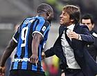 """Foto: Conte: """"Lukaku is goed op weg om de beste ter wereld te worden"""""""