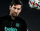 Foto: 'Messi heeft club voor volgend seizoen al gekozen'