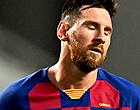 Foto: Barça laat Supercup in verlengingen glippen, Messi pakt rood