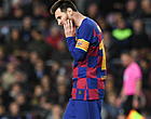 Foto: 'Messi voelt zich ongemakkelijk bij vernieuwd Barcelona'