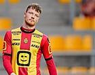 """Foto: Winteraanwinst teleurgesteld: """"KV Mechelen had meer speelminuten beloofd"""""""