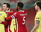 Foto: Liverpool blameert zich en ziet United uitlopen