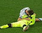"Foto: Club Brugge houdt hart vast na ""kritiek moment"""